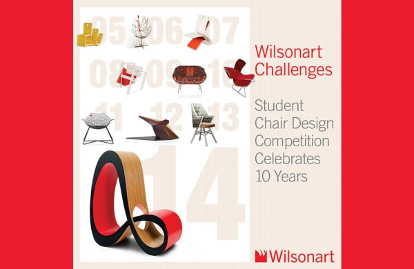 Congratulations: Winner of 10th Annual Wilsonart Student Chair Design Competition