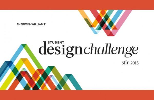 2015 Sherwin-Williams STIR Student Design Challenge