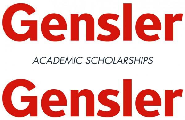 2014 Gensler Academic Scholarships