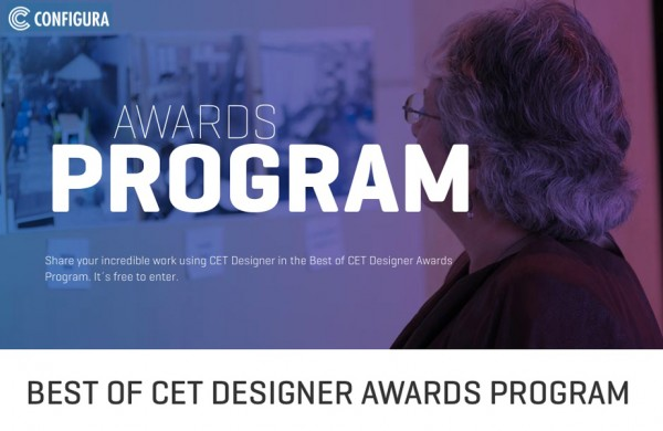 Best of CET Designer Awards