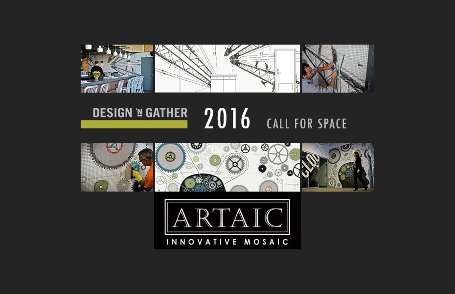 2016 Artaic Design 'N Gather Competition