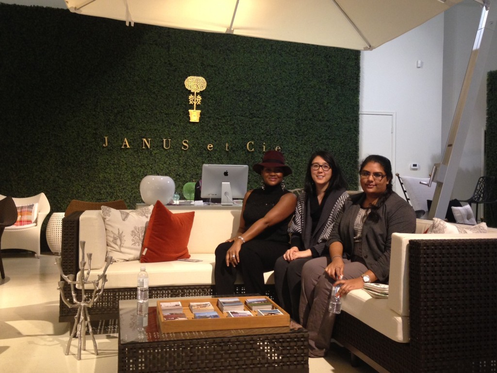 Student Mentoring: Outdoor Inspiration at JANUS et Cie