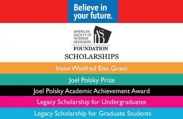 ASID Foundation Scholarships