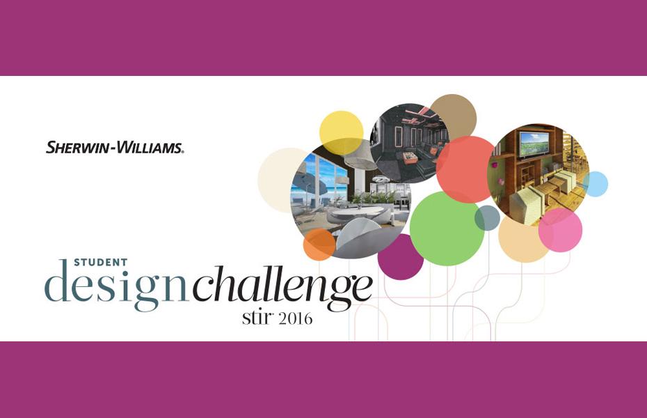 plinth chintz 2016 sherwin williams stir student design