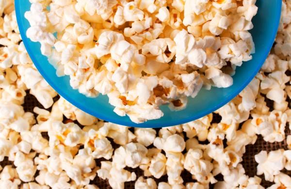 What Makes Me Happy: Popcorn