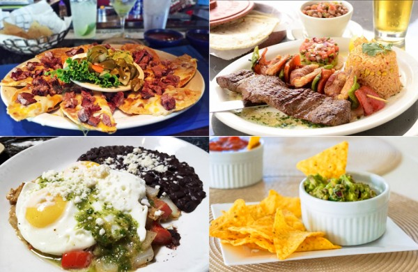 What Makes Me Happy: Mexican Food