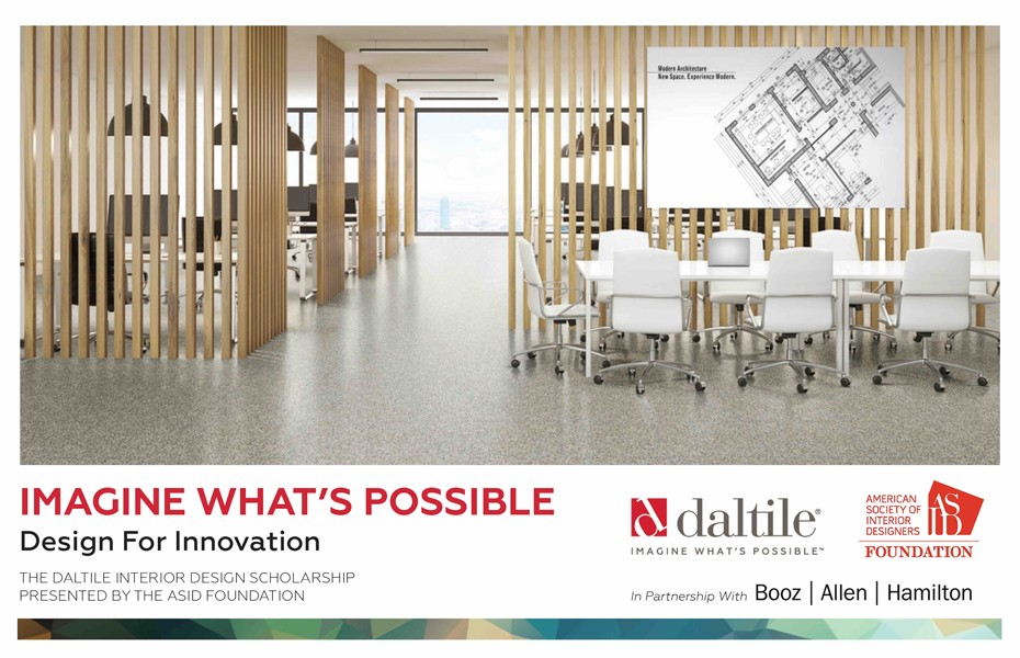 6th Annual Daltile Interior Design Scholarship