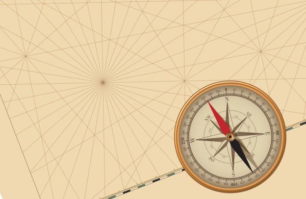 compass map