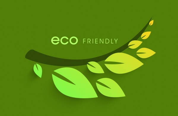 eco-friendly go green