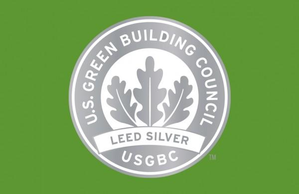 USGBC - LEED Silver