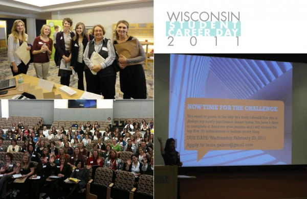 Wisconsin Student Career Day 2011