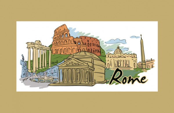 Road Trip to Rome