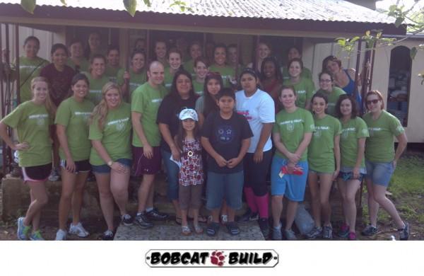 Bobcat Build Texas State University Interior Design - ASID Student Chapter