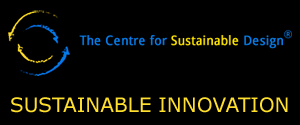 The Centre for Sustainable Design Sustainable Innovation