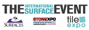 The International Surface Event: Surfaces/ StonExpo/Marmomacc Americas/ TileExpo