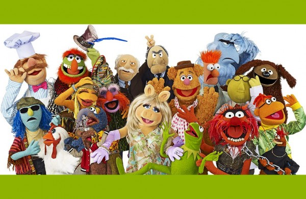 What Makes Me Happy: The Muppets