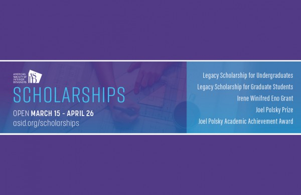 2017 ASID Foundation Scholarships