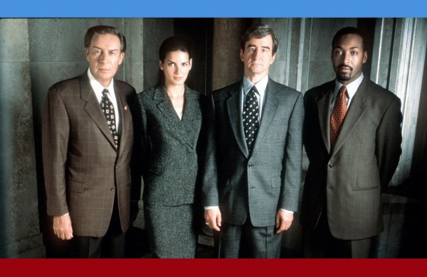 What Makes Me Happy: Law & Order