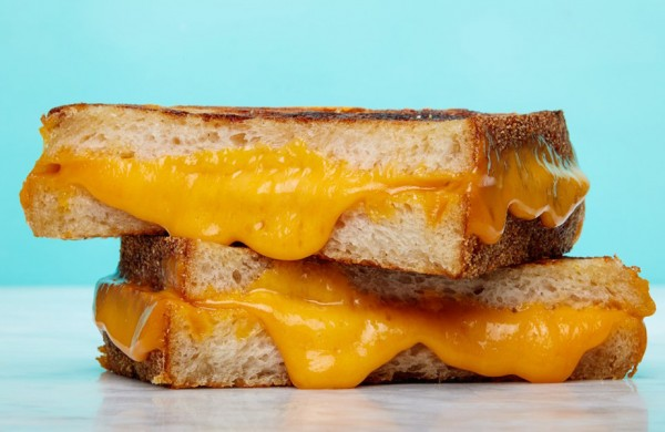 What Makes Me Happy: Grilled Cheese