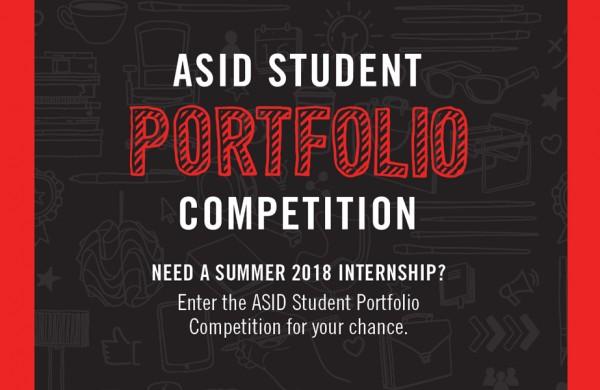2018 ASID Student Portfolio Competition