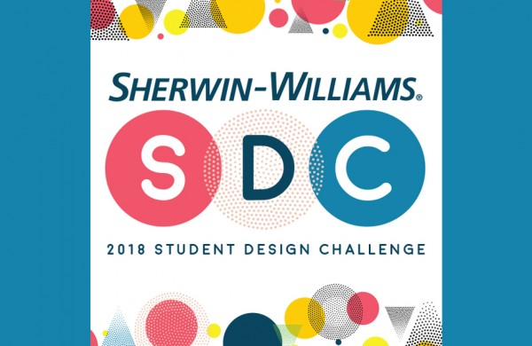 2018 Sherwin-Williams STIR Student Design Challenge