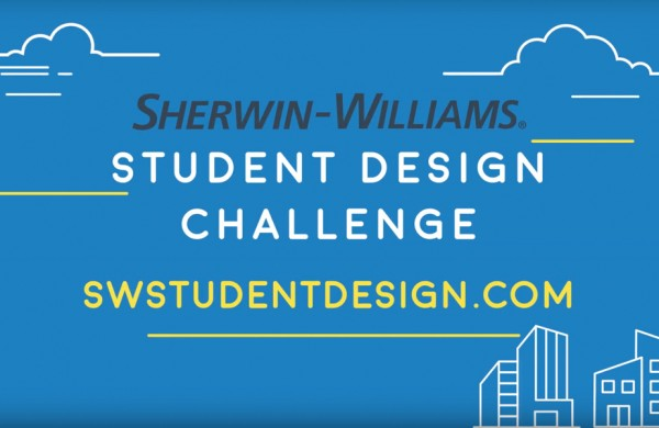 2019 Sherwin-Williams STIR Student Design Challenge