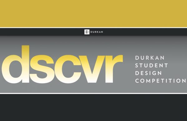 2020 Durkan dscvr Student Design Competition