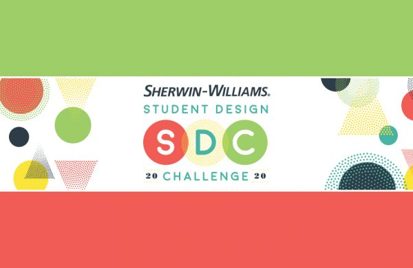 2020 Sherwin-Williams STIR Student Design Challenge