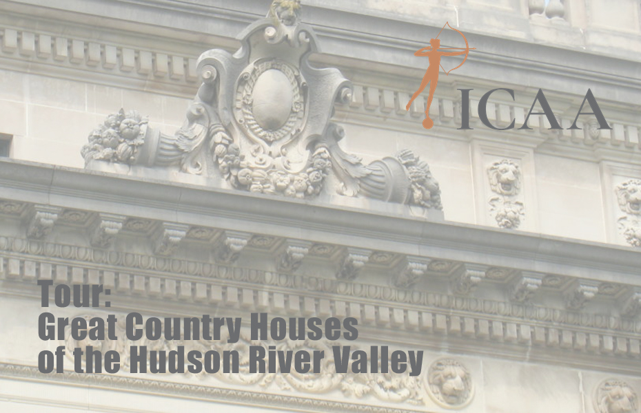 ICAA Tour of the Great Country Houses of the Hudson River Valley