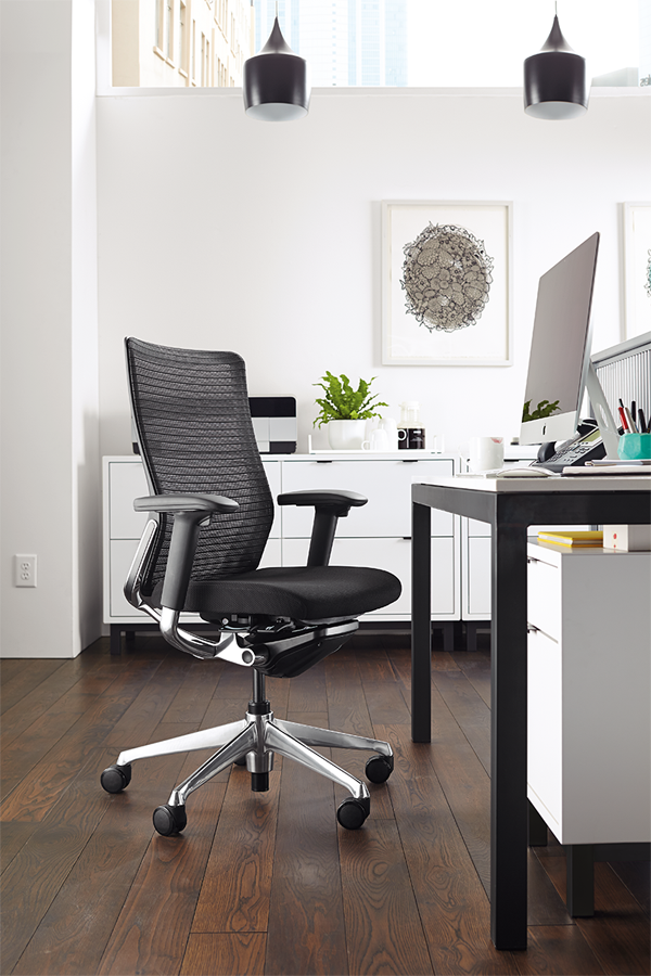 Room & Board Business Interiors | Diffrient World Chair