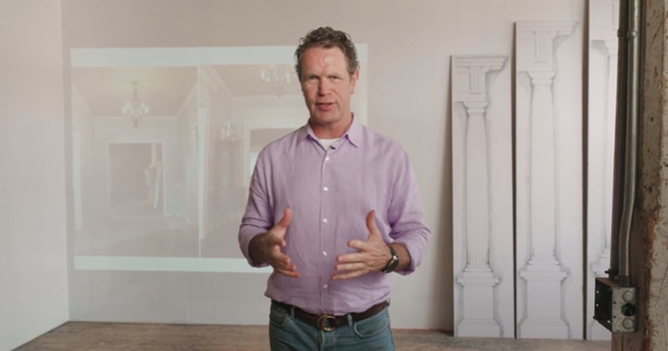 Classical Building Video Series by Brent Hull - Part 2