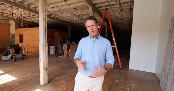 Classical Building Video Series by Brent Hull - Teaser
