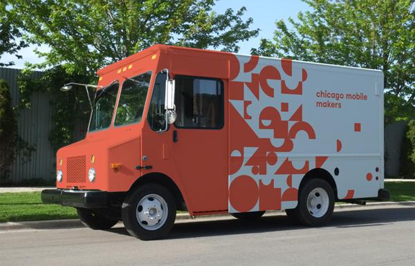 Designing a Better Chicago 2020 Grant Recipient: Chicago Mobile Makers | Chicago Mobile Makerspace