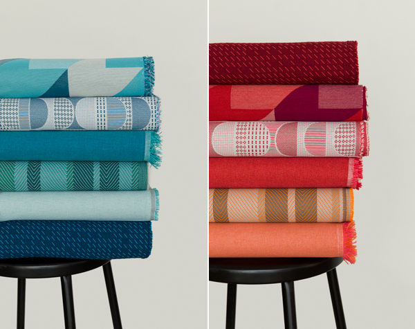 HBF Textiles UP Collection designed by Kelly Harris Smith