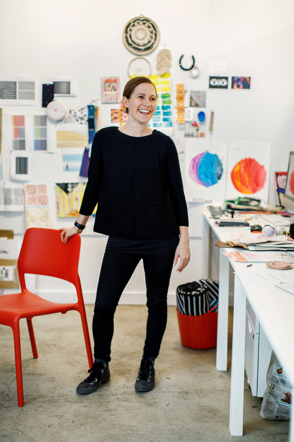 Designer Kelly Harris Smith