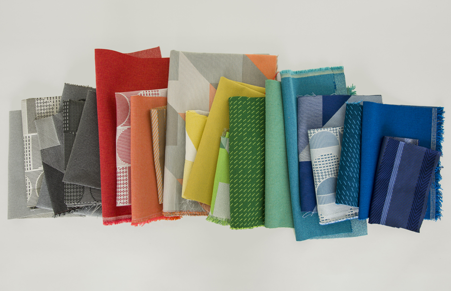 HBF Textiles UP Collection